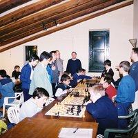 Torneig infantil d'escacs al Casal Municipal Hort de Cruells