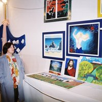 Mostra de l'exposició de M. Carmen Fernàndez