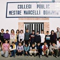 Curs 2000-2001. 6è d'Educació Primària. Escola Mestre Marcel·lí Domingo