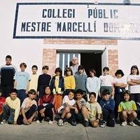 Curs 2000-2001. 5è Educació Primària. Escola Mestre Marcel·lí Domingo