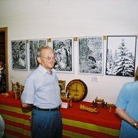 Exposició a la Llar de Jubilats i Pensionistes de Roquetes 2001