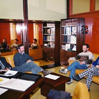 Reunió a l'Ajuntament de Roquetes