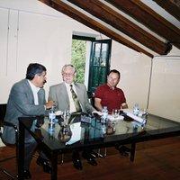 """Presentació del llibre """"Cristòfol Colom i Santa Maria de la Cinta"""" de l'autor Manuel Bestratén"""