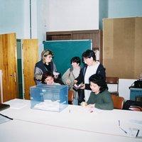 Eleccions a l'escola Mestre Marcel·lí Domingo