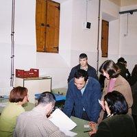 Eleccions de l'AMPA de l'IES Roquetes al Centre Cívic de Roquetes