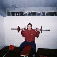Entrenaments de l'atleta Núria Solé Monllao