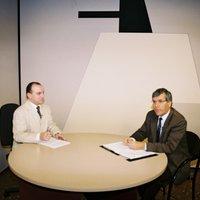 Jordi Trilla, Canal 21, entrevista a Mariano Gil, Alcalde de Roquetes.