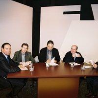 Debat dels Presidents dels  quatre Consells Comarcals al Canal 21.