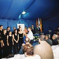Acte d'obertura de la celebració del centenari de l'Observatori de l'Ebre (1904-2004)