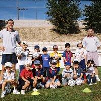 Escola de futbol CD Roquetenc
