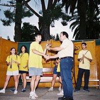 Trobada de grallers. Festes majors 2001