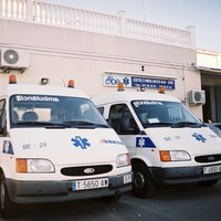 Centre Ambulàncies Baix Ebre