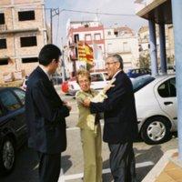 Visita de la Hble. Sr. Caterina Mieras Barceló, Consellera de Cultura de la Generalitat de Catalunya