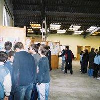 Exposició sobre el reciclatge