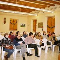 Reunió associacions del Centre Cívic