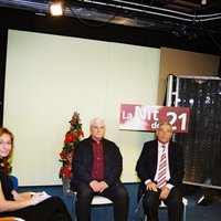 Entrevista Canal 21 a Mariano Gil i Federico Ferré.