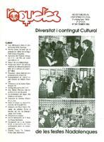Roquetes: revista mensual d'informació local, número 101, gener 1994