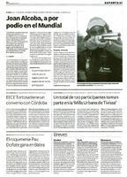 El roquetense Pau Doñate gana en Batea