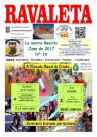 Ravaleta, número 19, juny 2017