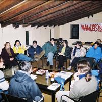 Reunió Maulets a l'Hort de Cruells