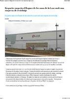 Roquetes negocia el lloguer de les naus de la Lear amb una empresa de reciclatge