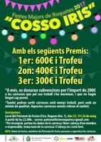 "Festes Majors de Roquetes 2017 ""Cosso Iris"""