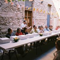 Trobada Llar de Jubilats i Pensionistes de Roquetes