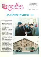 Roquetes: revista mensual d'informació local, número 131, octubre  1996