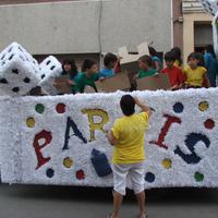 Cosso Iris a les Festes de la Raval de Crist, any 2007