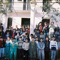 Lliurament de medalles concurs escacs a l'Hort de Cruells