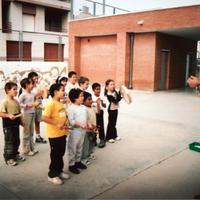 Castanyada CEIP Ravaleta 2001