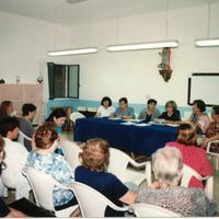 Junta general de l'Associació de Dones de Roquetes, 2001