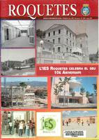 Roquetes: revista mensual d'informació local, número 246, març  2007