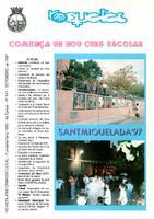 Roquetes: revista mensual d'informació local, número 141, setembre 1997