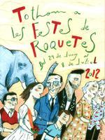 Programa de les Festes Majors de Roquetes 2012