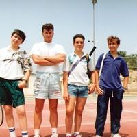 Campionat Escolar Municipal de Tennis