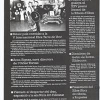 """Presentació del llibre """"Blocs de ciència"""", a Roquetes"""