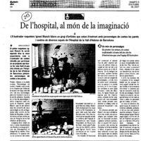 De l'hospital, al món de la imaginació