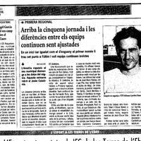 Els d'Àngel Garcia tornen al seu camp per a rebre el Pubilla Cases