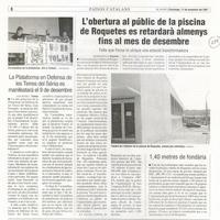 Tortosa i Roquetes destinen 230.000 euros per millorar la carretera de Caro