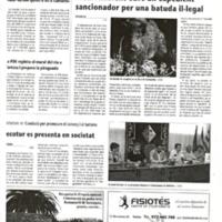 Medi Ambient obre un expedient sancionador per una batuda il·legal