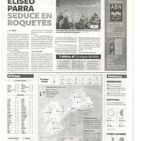 Eliseo Parra seduce en Roquetes