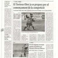El CV Roquetes busca jugadors per a la nova temporada