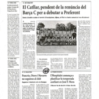 Pancràs, Otero i Navarro no seguiran al club