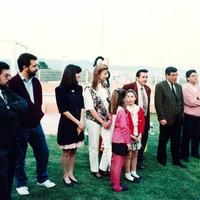 Proclamació de la Pubilla del Club de Tennis any 1993