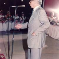 Presentació Pubilles i Pubilletes any 1985