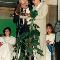 Presentació Pubilles i Pubilletes any 1986