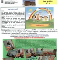 Ravaleta, número 6, juny de 2011