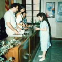 Premi Portada Festes Majors any 1986