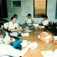 Presentació Programa de Festes Majors de l'any 1986